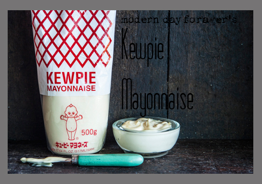 Kewpie Mayonnaise by Modern Day Forager